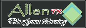 Tile Grout Cleaning Allen Logo